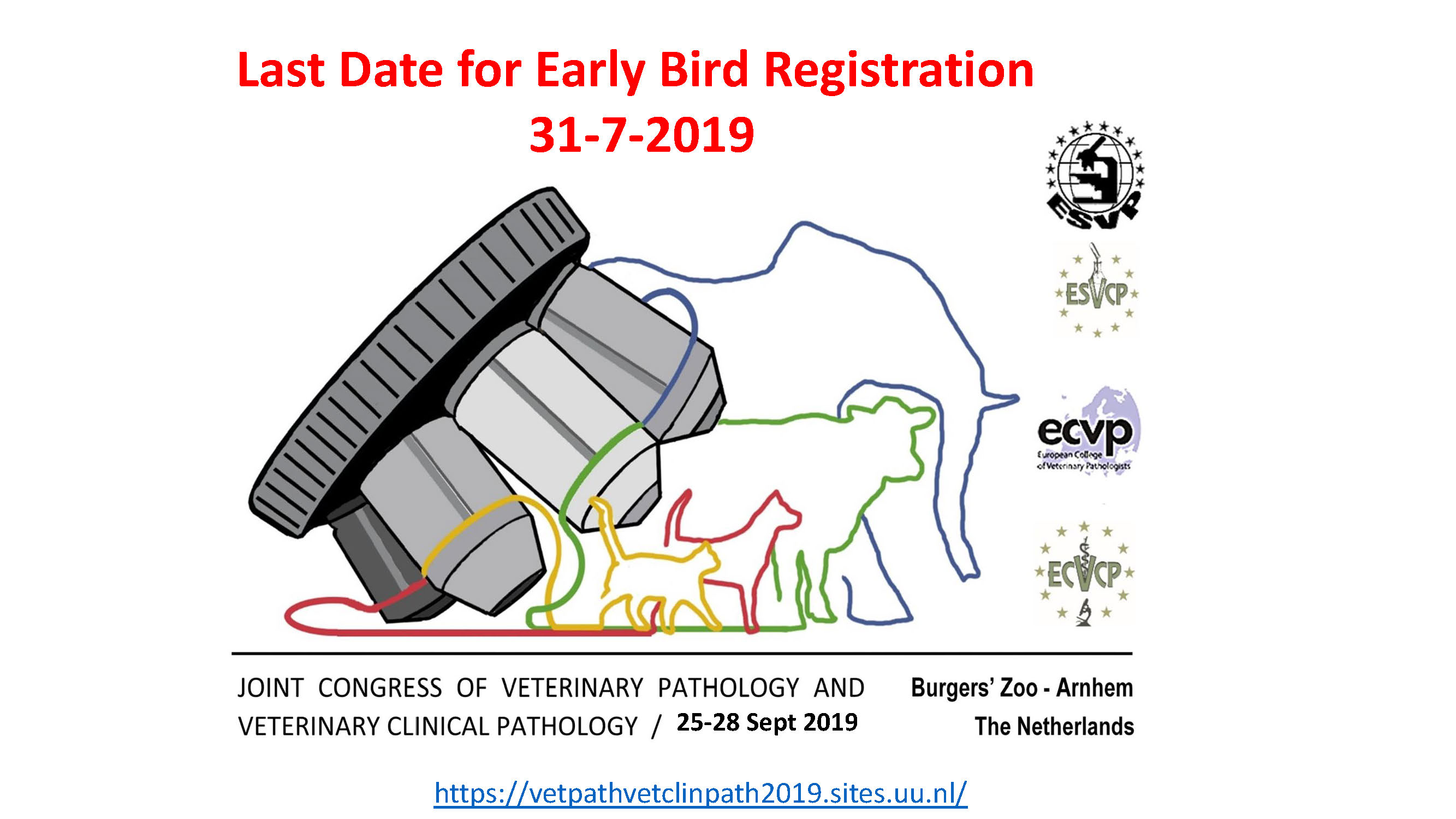 European Society of Veterinary Pathology - ESVP