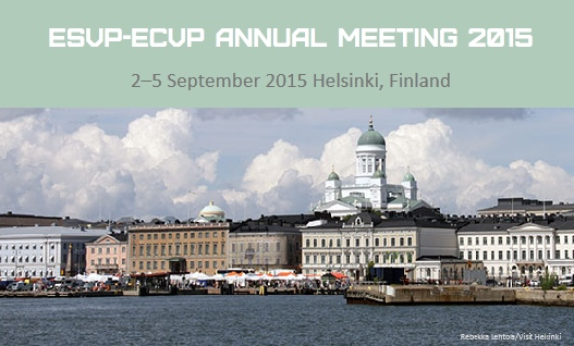 Logo of the ESVP-ECVP Annual Meeting 2015